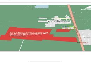 Foto de terreno habitacional en venta en  , f canul reyes, progreso, yucatán, 13902447 No. 01