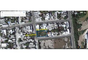 Foto de terreno habitacional en venta en  , f canul reyes, progreso, yucatán, 15983599 No. 01