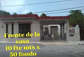 Foto de casa en venta en  , f canul reyes, progreso, yucatán, 19019408 No. 01