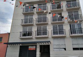 Foto de departamento en renta en Granjas Modernas, Gustavo A. Madero, DF / CDMX, 15771713,  no 01