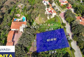 Foto de terreno habitacional en venta en Arcos de la Cruz, Tlajomulco de Zúñiga, Jalisco, 15383855,  no 01