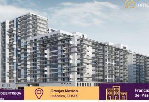 Foto de departamento en venta en Granjas México, Iztacalco, DF / CDMX, 22112031,  no 01