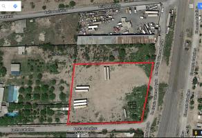 Foto de terreno industrial en venta en Andres Caballero Moreno Agrop, General Escobedo, Nuevo León, 5139942,  no 01
