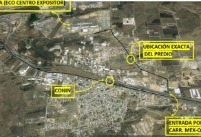 Foto de terreno habitacional en venta en Milenio III Fase B Sección 11, Querétaro, Querétaro, 11655178,  no 01