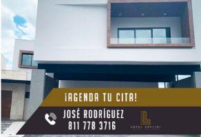 Foto de casa en venta en La Joya Privada Residencial, Monterrey, Nuevo León, 16843743,  no 01