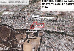 Foto de terreno habitacional en venta en Agrícola Resurgimiento, Puebla, Puebla, 17373987,  no 01