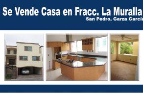 Foto de casa en venta en La Muralla, San Pedro Garza García, Nuevo León, 6885195,  no 01