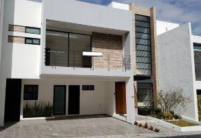 Foto de casa en condominio en venta en Lomas de Angelópolis, San Andrés Cholula, Puebla, 21194921,  no 01