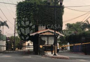 Foto de terreno comercial en venta en farol 48, maravillas, cuernavaca, morelos, 7152324 No. 01