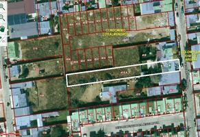 Foto de terreno habitacional en venta en  , fátima, aguascalientes, aguascalientes, 15875748 No. 01