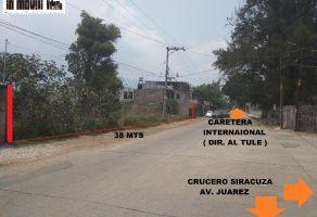 Foto de terreno comercial en venta en Lomas de Santa Cruz, Santa Cruz Amilpas, Oaxaca, 14821741,  no 01