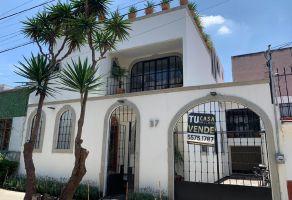 Foto de casa en venta en Roma Sur, Cuauhtémoc, DF / CDMX, 13759126,  no 01