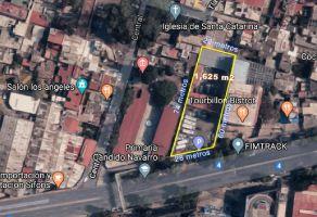 Foto de terreno habitacional en venta en Santa Catarina, Azcapotzalco, DF / CDMX, 13680371,  no 01