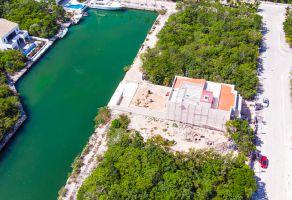 Foto de terreno habitacional en venta en Puerto Aventuras, Solidaridad, Quintana Roo, 15114219,  no 01