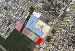 Foto de terreno comercial en venta en federal y colosio , playa del carmen, solidaridad, quintana roo, 9134212 No. 01