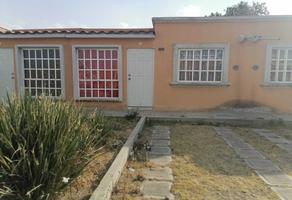 Foto de casa en venta en federico fellini manzana 53 lt16 viv 132 , las plazas, zumpango, méxico, 0 No. 01