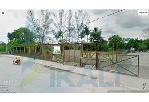 Foto de terreno habitacional en renta en  , federico garcia blanco, tuxpan, veracruz de ignacio de la llave, 5076689 No. 01
