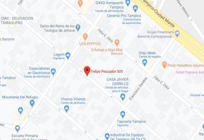 Foto de terreno habitacional en venta en felipe pescador , nuevo aeropuerto, tampico, tamaulipas, 14954989 No. 01