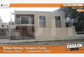 Foto de casa en venta en fernando montes de oca 307, niños héroes, tampico, tamaulipas, 5955116 No. 01