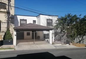 Foto de casa en venta en fernando niza 1020, las cumbres 5 sector a, monterrey, nuevo león, 18908982 No. 01