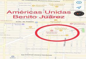 Foto de terreno habitacional en venta en fernandomontes de oca , américas unidas, benito juárez, df / cdmx, 0 No. 01