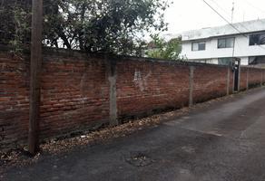 Foto de terreno habitacional en venta en ferrocarril de cuernavaca , san jerónimo lídice, la magdalena contreras, df / cdmx, 10933365 No. 01