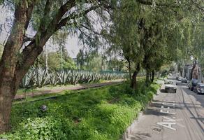 Foto de terreno habitacional en venta en ferrocarriles nacionales , angel zimbron, azcapotzalco, df / cdmx, 0 No. 01