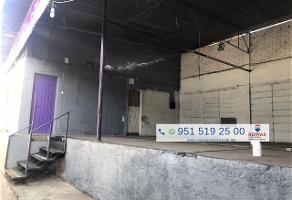 Foto de terreno comercial en venta en fiallo , palacio de gobierno del estado de oaxaca, oaxaca de juárez, oaxaca, 8934660 No. 01