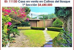 Foto de casa en venta en filosofal 0, colinas del bosque 1a sección, corregidora, querétaro, 15997505 No. 01