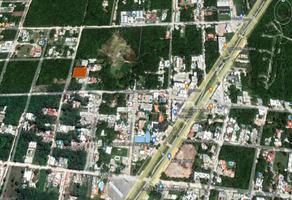 Foto de terreno habitacional en venta en flambollanes avenida huayacan , álamos i, benito juárez, quintana roo, 17180005 No. 01