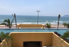 Foto de departamento en renta en  , flamingos, mazatlán, sinaloa, 14518838 No. 01