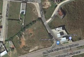 Foto de terreno habitacional en venta en flor de embeleso , los encinos, morelia, michoacán de ocampo, 0 No. 01