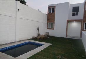 Foto de casa en condominio en venta en  , flores magón 1a fracción, cuernavaca, morelos, 18103239 No. 01