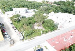 Foto de terreno habitacional en venta en fonatur , supermanzana 300, benito juárez, quintana roo, 19246768 No. 01