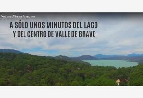 Foto de terreno habitacional en venta en fontana alta 100, avándaro, valle de bravo, méxico, 0 No. 01