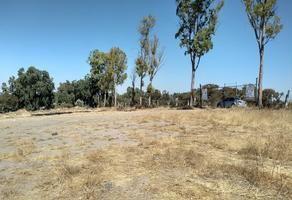 Foto de terreno habitacional en venta en fortino hipolito vera y talonica s/n , san miguel, tequixquiac, méxico, 0 No. 01