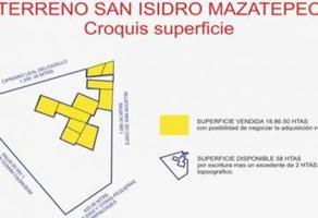 Foto de terreno habitacional en venta en fracción de la robleda s/n san agustin , lomas de san agustin, tlajomulco de zúñiga, jalisco, 15204257 No. 01