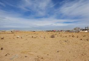 Foto de terreno habitacional en venta en fraccion del lote 3 manzana 8 , granjas santa elena, juárez, chihuahua, 19352255 No. 01