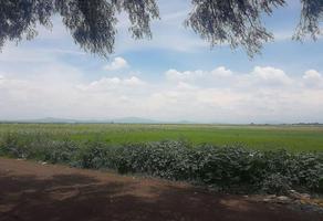 Foto de terreno industrial en venta en fracción residual del rancho jaltocan 0, ex-hacienda santa inés, nextlalpan, méxico, 16867907 No. 01