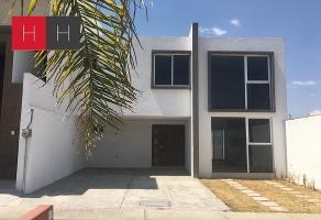 Foto de casa en venta en fraccionamiento acueducto san roman , morillotla, san andrés cholula, puebla, 14123966 No. 01