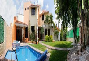 Foto de casa en venta en fraccionamiento agua hedionda , agua hedionda, cuautla, morelos, 9494985 No. 01
