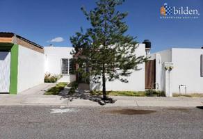 Foto de casa en venta en fraccionamiento atenas nd, atenas, durango, durango, 19297184 No. 01