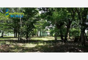 Foto de terreno habitacional en venta en fraccionamiento b lote 14, isla de juana moza, tuxpan, veracruz de ignacio de la llave, 6857889 No. 01