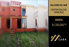 Foto de casa en venta en fraccionamiento balcones del mar , balcones del mar, coatzacoalcos, veracruz de ignacio de la llave, 0 No. 01
