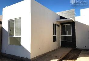 Foto de casa en venta en fraccionamiento ciudad san isidro nd, herrera leyva, durango, durango, 0 No. 01