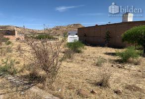 Foto de terreno habitacional en venta en fraccionamiento ciudad san isidro nd, san isidro, durango, durango, 17343125 No. 01
