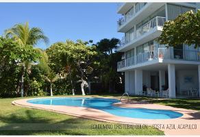 Foto de departamento en venta en fraccionamiento costa azul acapulco de juárez, guerrero , costa azul, acapulco de juárez, guerrero, 0 No. 01