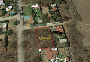 Foto de terreno habitacional en venta en fraccionamiento el roble , pinar de la venta, zapopan, jalisco, 6676872 No. 01