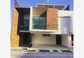 Foto de casa en venta en fraccionamiento el sendero 1015, ampliación momoxpan, san pedro cholula, puebla, 0 No. 01