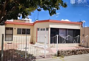 Foto de casa en venta en  , fraccionamiento el soldado, durango, durango, 5088188 No. 01